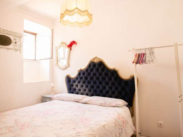 Bright room for rent in Bairro Alto, Lisbon