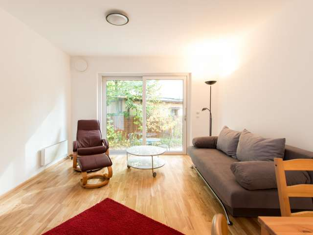 Fabelhaftes Apartment mit 1 Schlafzimmer zu vermieten in Pankow, Berlin