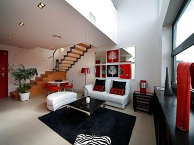 Studio apartment for rent in Fuencarral - El Pardo, Madrid