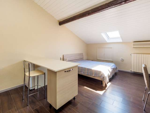 Modern studio apartment for rent in Cimiano, Milan
