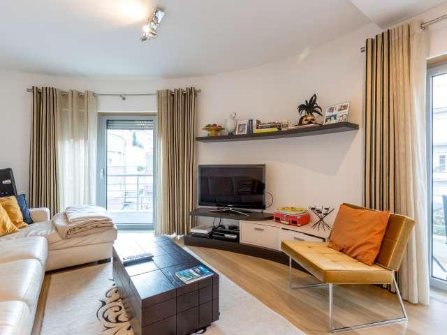 Agradável apartamento de 2 quartos para alugar em Alvalade, Lisboa