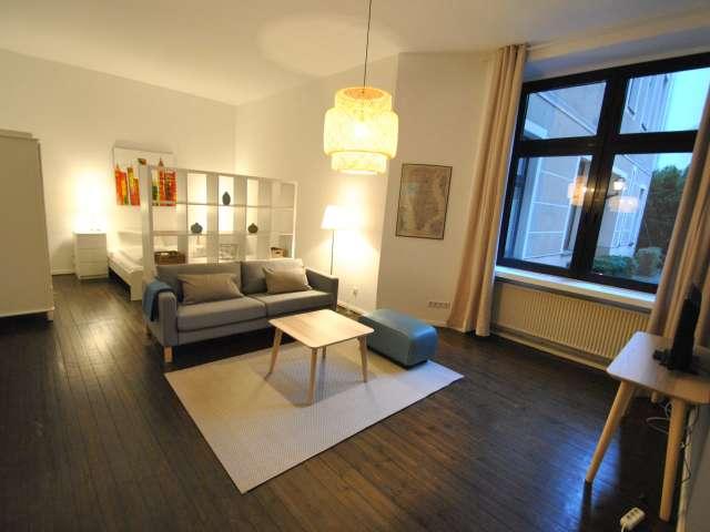 Schickes Studio-Apartment zu vermieten in Charlottenburg-Wilmersdorf