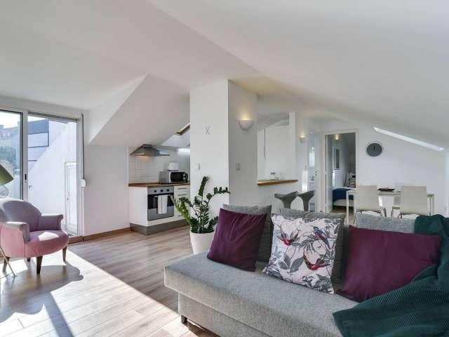 Modern 1-bedroom apartment for rent in Estrela, Lisbon