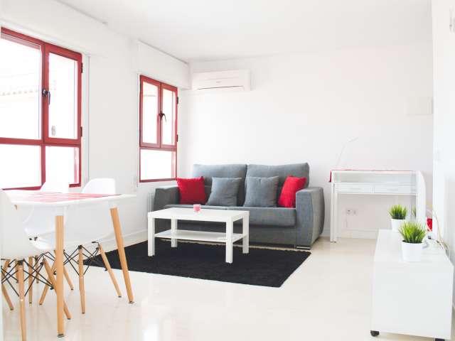 Moderne Studio-Wohnung zur Miete in La Latina, Madrid