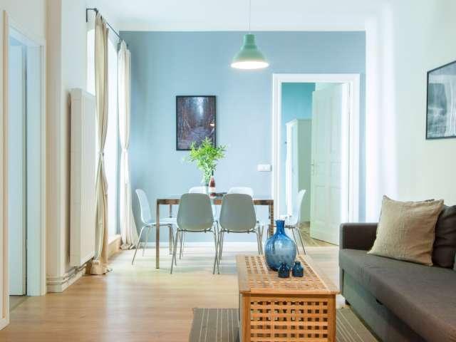 Lovely 2-bedroom apartment for rent in Moabit, Berlin