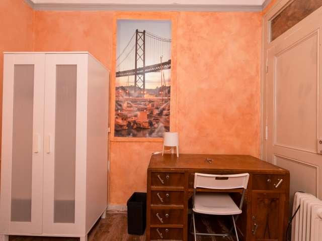 Apartamento acolhedor com 7 quartos, Avenidas Novas, Lisboa