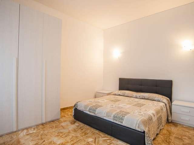 Spaziosa camera in appartamento con 5 camere da letto a Balduina, a Roma