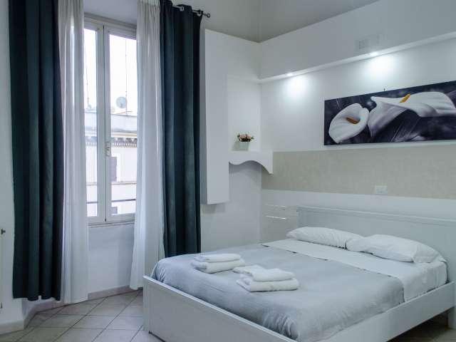 Spaziosa camera in appartamento con 4 camere da letto a Prati, a Roma