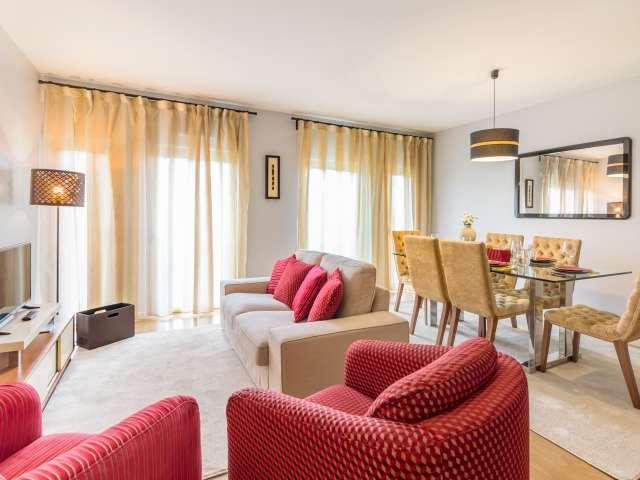 Ótimo apartamento de 2 quartos para alugar em Avenidas Novas, Lisboa