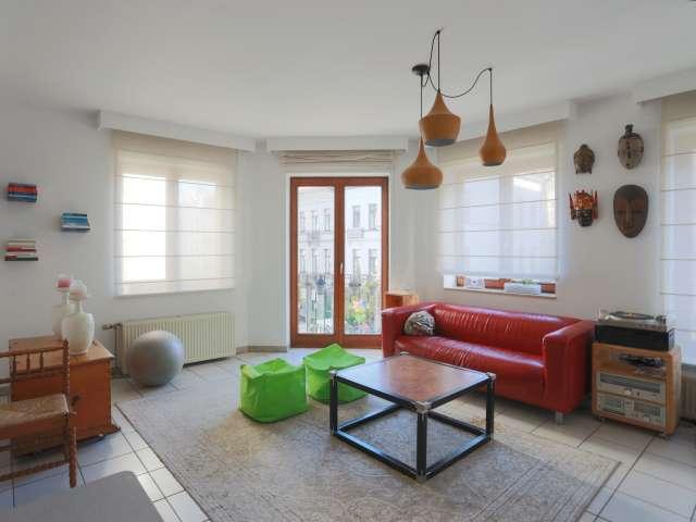 appartement 1 chambre à louer à Schaerbeek, Bruxelles