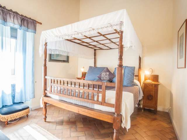 Stylish 2-bedroom apartment for rent in Centro Storico, Rome
