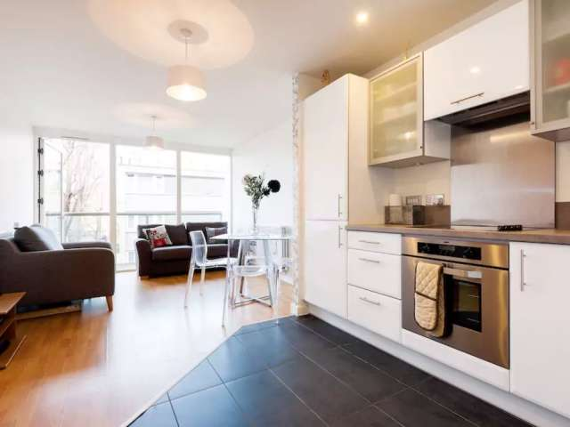 1-bedroom apartment for rent in Clerkenwell, London