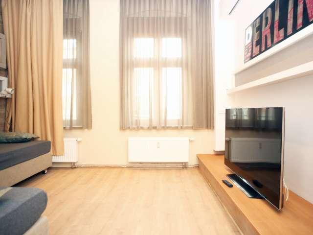 Moderne 1-Zimmer-Wohnung in Pankow, Berlin
