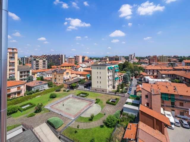 Gemütliches Studio-Apartment zur Miete in Cinisello Balsamo, Mailand
