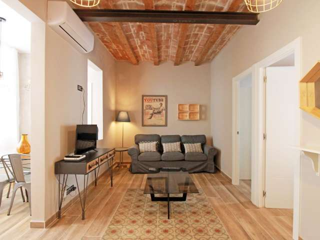 2-Zimmer-Wohnung zur Miete in Sants, Barcelona