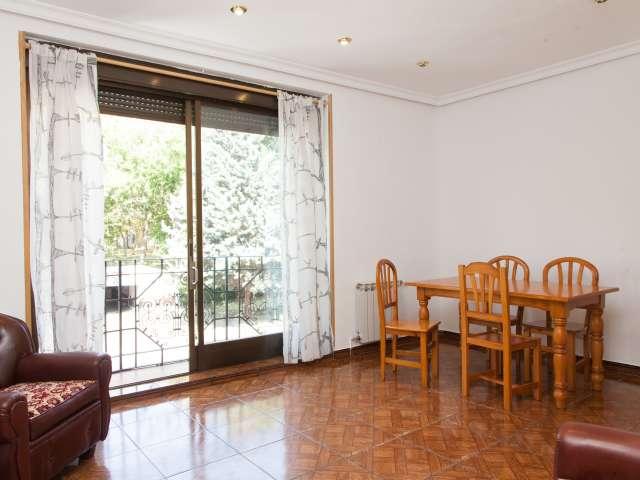 2-Zimmer-Wohnung zur Miete in Principe Pio, Madrid