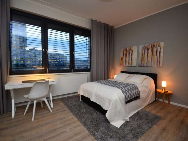 Studio apartment available for rent in Gesundbrunnen, Mitte