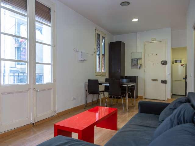 2-appartamento in affitto a El Raval, Barcellona