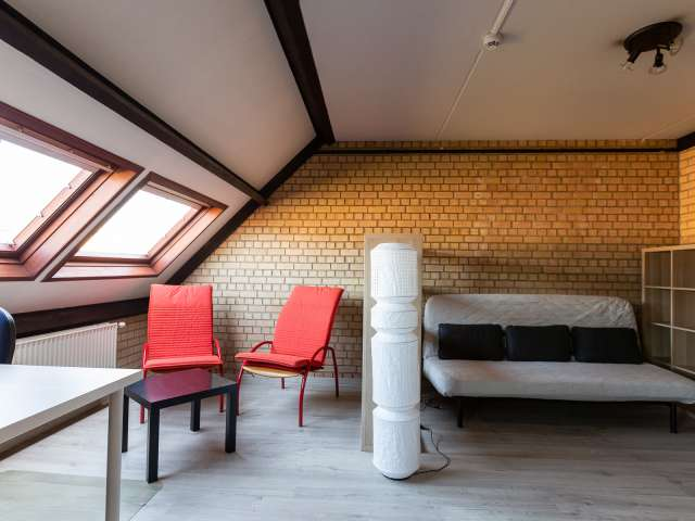 Studio duplex à louer à Woluwe Saint Lambert, Bruxelles