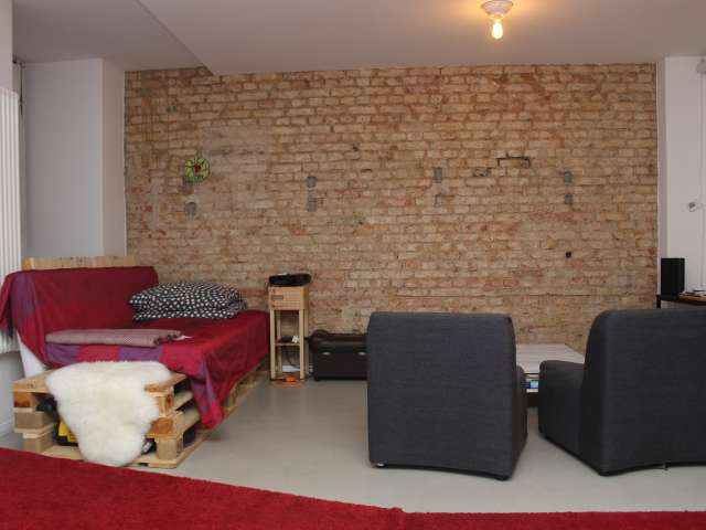 Geräumige Studio-Wohnung zu vermieten in Mitte, Berlin