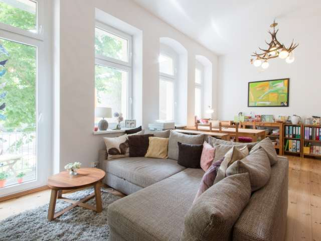 Apartment with 1 bedroom for rent in Pankow, Berlin