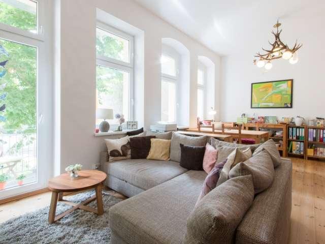Apartment mit 1 Schlafzimmer zu vermieten in Pankow, Berlin