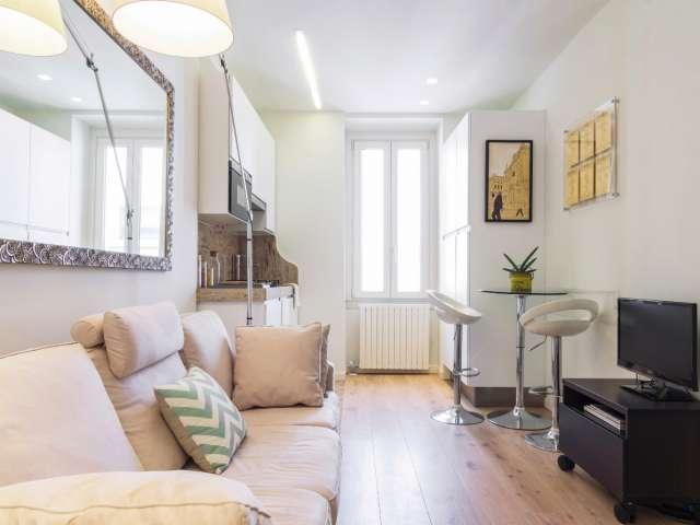Appartamento con 1 camera da letto in affitto a Brera, Milano
