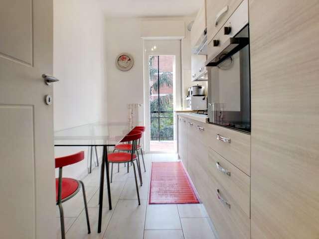 Bright 1-bedroom apartment for rent in Torretta, Milan