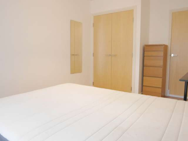 Room to rent in 2-bedroom apartment in Greenwich, London
