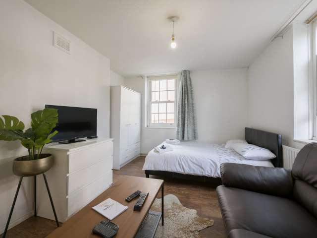 Moderne 2-Zimmer-Wohnung in Islington, London zu vermieten