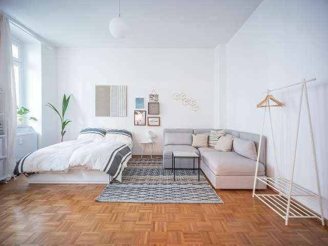 Sonniges Studio-Apartment zu vermieten in Mitte, Berlin