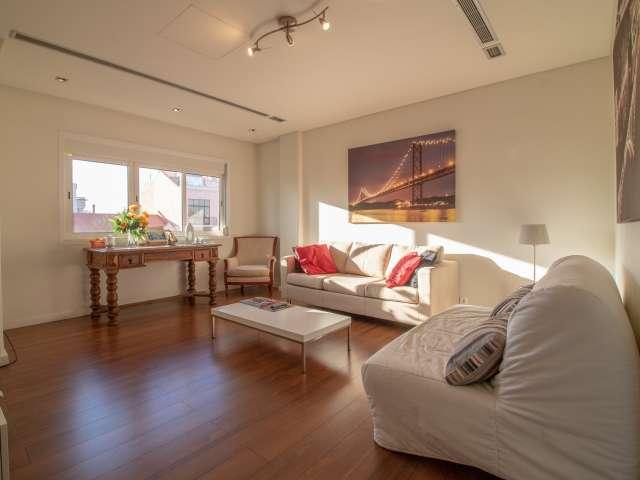Apartamento de 3 quartos para alugar em Alvalade, Lisboa