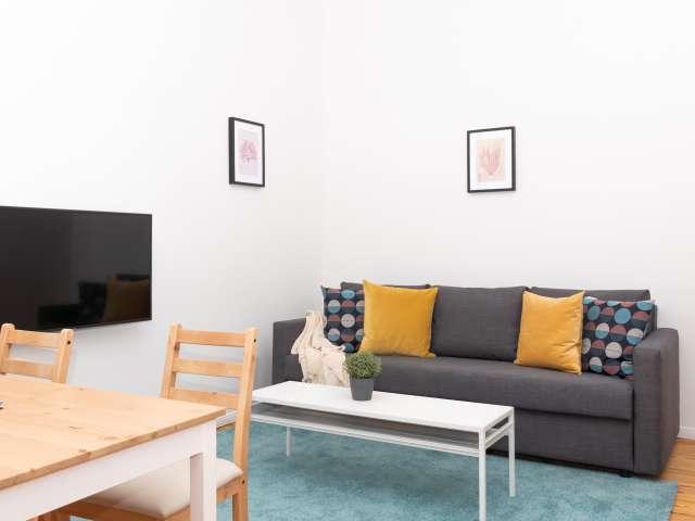 1-Zimmer-Wohnung in Alt-Treptow zu vermieten