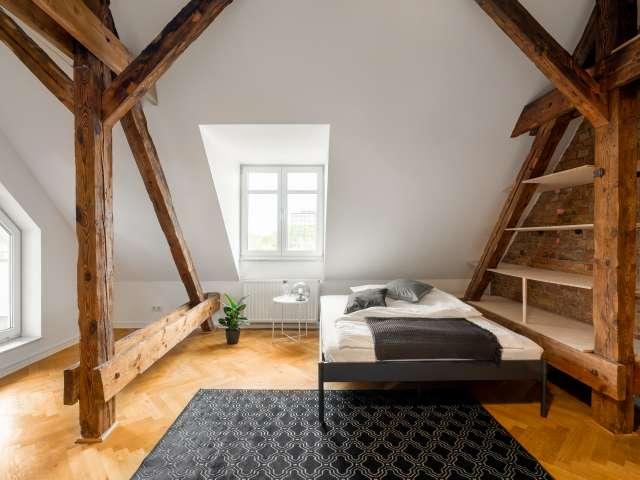 Stilvolles Zimmer in Wohngemeinschaft in Friedrichshain