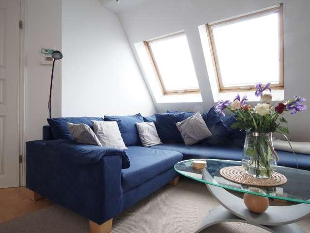 Stilvolle 1-Zimmer-Wohnung zur Miete in Schöneberg, Berlin