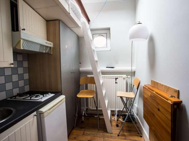Studio-Wohnung zur Miete im Zentrum von Brüssel