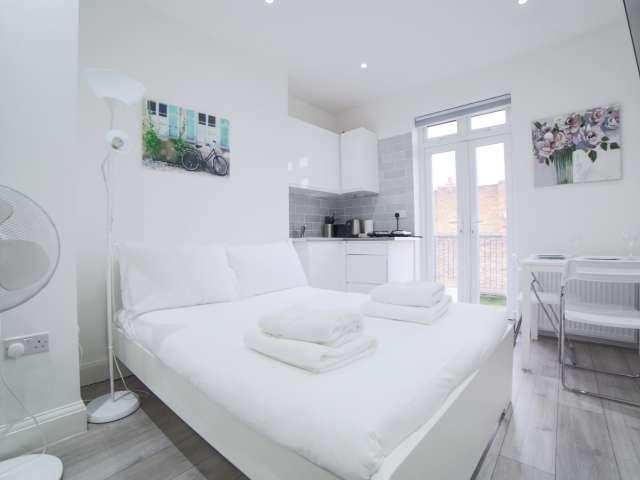 Studio apartment for rent in Fulham, London