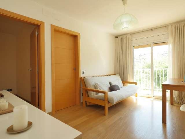 1-bedroom for rent L'Hospitalet de Llobregat, Barcelona