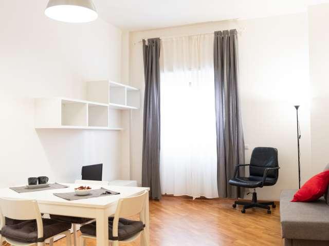 Moderno appartamento con 2 camere da letto in affitto, Balduina, Roma