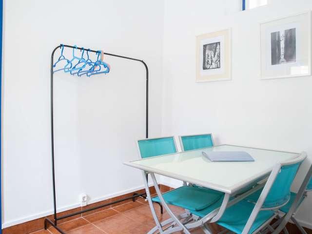 Bonito apartamento de 1 quarto para alugar em Carcavelos, Lisboa