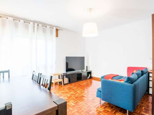 1-bedroom apartment for rent in Luz, Lisbon