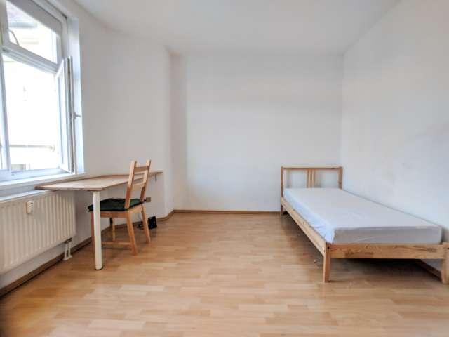 Möbliertes Apartment mit 1 Schlafzimmer zur Miete in Mitte, Berlin