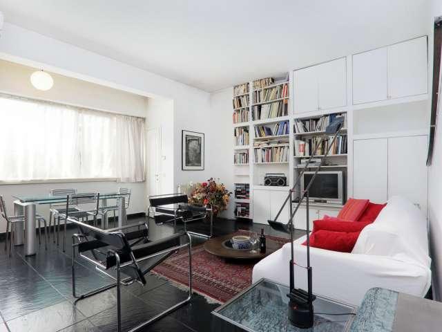 Charmant appartement de 2 chambres à louer à Ostiense, Rome