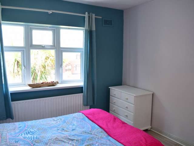 Great room in 3-bedroom apartment in Tallaght, Dublin