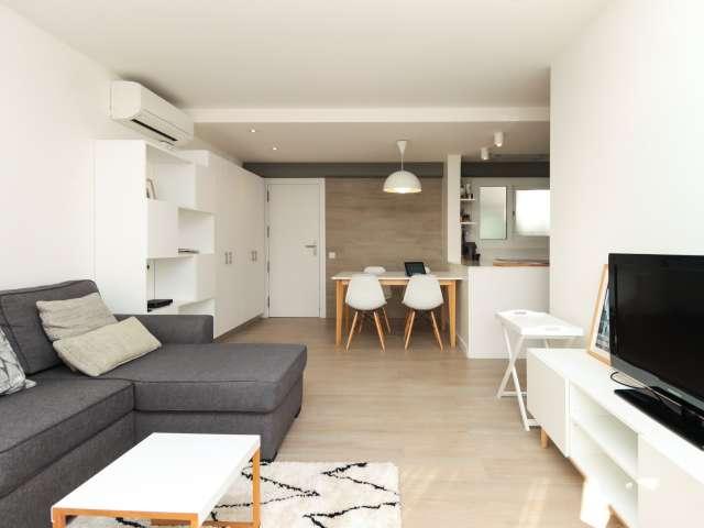 3-Zimmer-Wohnung zur Miete in Les Corts, Barcelona