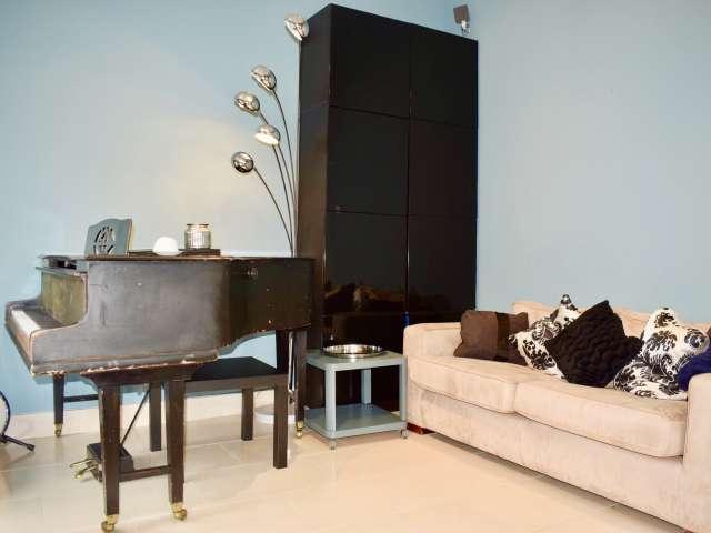 Verdant 2-bedroom apartment for rent in Stoneybatter, Dublin