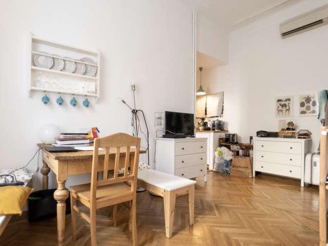 Stylish 1-bedroom apartment for rent in Guastalla, Milan