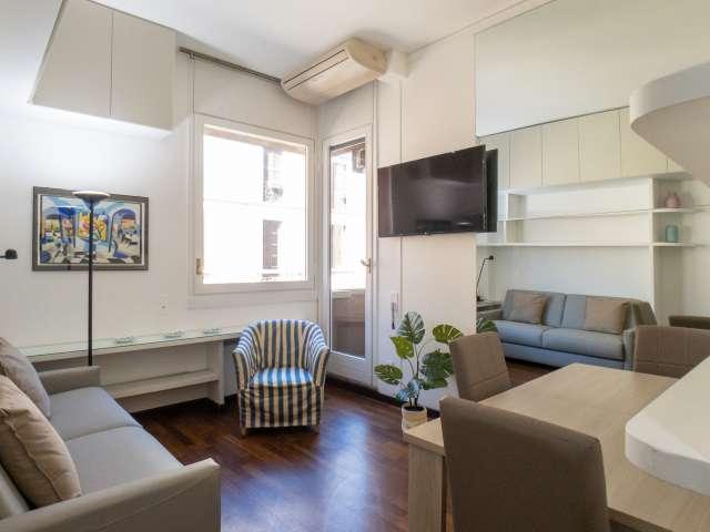 Appartamento in affitto a Brera, Milano 1 camera da letto
