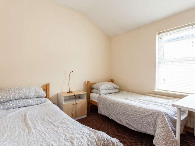 Bed to rent in 12-bedroom house, charming Downtown, Dublin