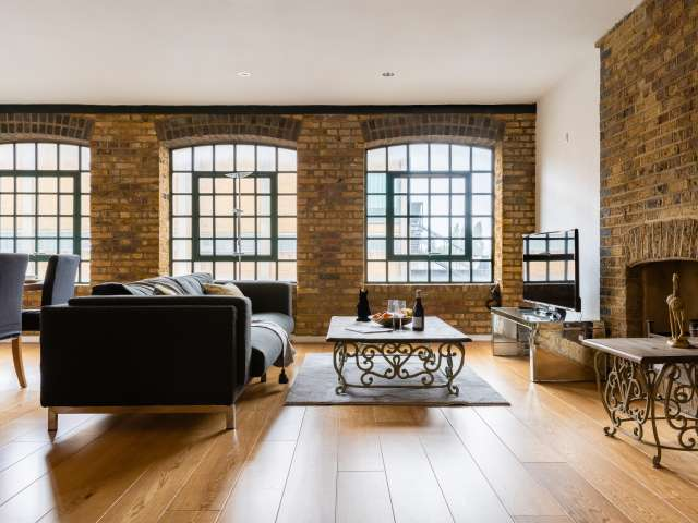 Serviced 3-bedroom apartment in Spitalfields, London